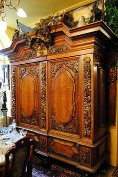 1000 images about muebles y otros on pinterest auction mahogany bookcase and display cabinets. Black Bedroom Furniture Sets. Home Design Ideas