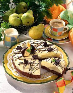 Unser beliebtes Rezept für Mascarpone-Torte Birne Helene und mehr als 55.000 weitere kostenlose Rezepte auf LECKER.de.