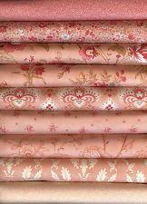 Printemps by 3 Sisters for Moda Fabrics Fat Quarter Bundle 9FQP 9 Fat Quarters