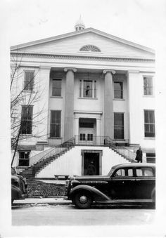 Courthouse 1939 Winchester KY photo 3RemodeledClarkCountyCourthouse1939.jpg