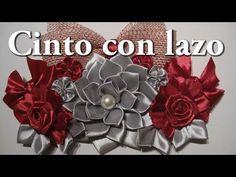 #DIY -#Cinto con lazo  #DIY - # Cinto Bow - YouTube