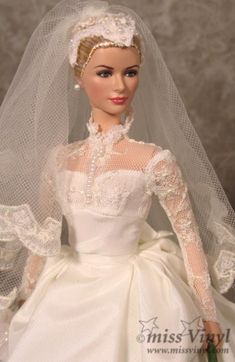 BARBIE - Collector Barbie - BFMC Grace Kelly Bride