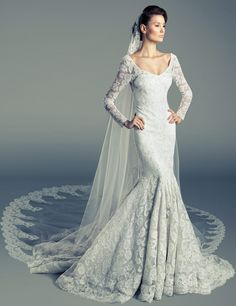 Editor's Pick: Rani Zakhem Wedding Dresses. To see more: http://www.modwedding.com/2014/08/18/editors-pick-rani-zakhem-wedding-dresses/ #wedding #weddings #wedding_dress