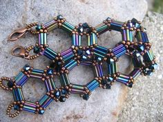 The tubes of the week ... - Croqueuse beads