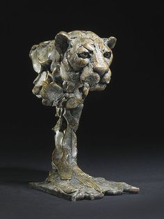 Leopard shadow bronze