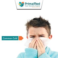 Common cold could be defined as a viral infection of the upper respiratory tract which includes the nose and the throat. A common cold could lead to a condition of a runny nose, sore throat and cough. Read more-http://www.primamedhospitals.com/vimhans/common-cold.html