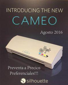 SILHOUETTE CAMEO 3!!! Nueva Versión Agosto 2016 Disponible en Jipi Soluciones Digitales