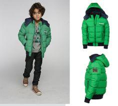 Retour winterjas Groen! #jongenskleding #winterjas #kindermode | Kinderkleding, Kindermode en Babykleding www.kienk.nl