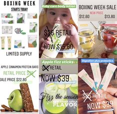 Are you busy??? I know of course you are busy Xmas is just around the corner!!!! 🎄🎄🎄 But I did not want you to miss out on our boxing week Specials 🎉#xmas #BoxingDay #HealthyLiving #HealthyHolidays