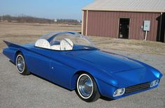 1960 Predicta (Darryl Starbird)***Research for possible future project.