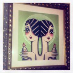 Angelique Houtkamp print