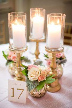 Pillar Candle Weddin