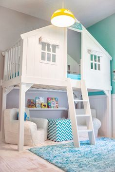 These 10 EXTREMELY Cool Children's Bedrooms Will Make You Wanna Be ...