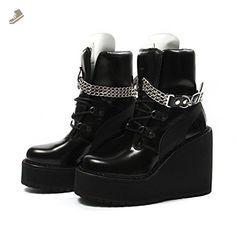 b341d2ee609 Puma Fenty x Rihanna Sneaker Boot Wedge - Black - 10.5 - Puma sneakers for  women