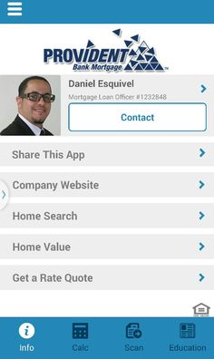 "Download my FREE APP Today!  All in one App Features: *Mortgage Calculator *Home Search *Property Value Check *Interest Rate Quotes  1). It's Absolutely FREE DOWNLOAD my Mortgage Calculator APP for Android,  iPhone & More...!  2). To get Pre-Approved just hit the CONTACT ME or GET PRE-QUALIFIED button on my App it's that EASY to start the home loan process.  Click below to DOWNLOAD your FREE Mortgage APP http://mtgpro.co/v3cp3  or Text ""FREE APP"" to (805) 302-2603."