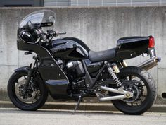 Kawasaki ZRX1200 MFP Custom by White House   Mad Max