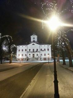 Kristiinankaupunki, a small town on a westcoast of Finland.