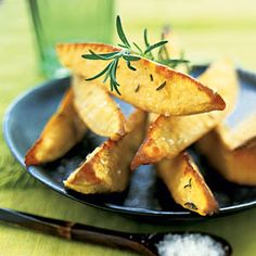 sweet-potato fries (and other recipes): thus temperature and cut works perfectly! I have tried different oven temperatures and smaller cuts of fries but this is by far the best. Only thing, I didn't actually do the full recipe (seasoning), just olive oil  :-)