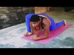 Hip-Opening Yoga Class with Jessamyn Stanley | EveryBody Yoga - YouTube