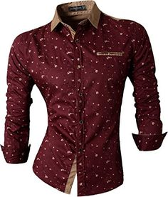 jeansian Men's Stitching Printed Long Sleeves Dress Shirts Tops 84D8 Red 3X-Large jeansian https://www.amazon.ca/dp/B01CTY071Q/ref=cm_sw_r_pi_dp_tZN4wb8KF1HX1