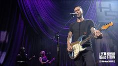 "Adam Levine Performs ""Purple Rain"" at the Howard Stern Birthday Bash on SiriusXM Howard Stern Show, I Need U, Prince Purple Rain, Show Video, Adam And Eve, Adam Levine, Darren Criss, Hit Songs, Music Film"