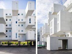Housing Estate in Spain by Dosmasuno Arquitectos