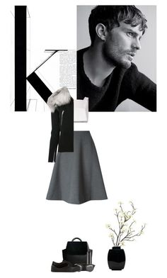 """""""Winter 2.0"""" by teofilo-fradizela ❤ liked on Polyvore featuring Marc by Marc Jacobs, Rosie Assoulin, Perrin, GAB, Christian Dior and Alexander McQueen"""
