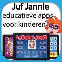 Juf Jannie maakt zelf app's en ze geeft mooie overzichten wat leuke en goede app's zijn. http://www.jufjannie.nl/