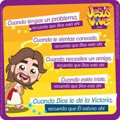 Jesús Vive® – Busca a Dios