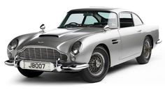 Aston Martin DB5 | Use and share these wallpaper images of the Aston Martin DB5 for free.
