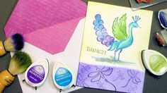 Stamp School 7: Faux Layers, Easy Envelopes and lots of tips! --good envy tip