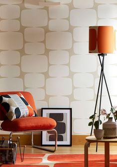 Best Home Wallpaper Decor Living Room Ideas Wallpaper Decor, Modern Wallpaper, Home Wallpaper, Wallpaper Online, Designer Wallpaper, Funky Wallpaper, Living Room Wallpaper Cream, New Living Room, Living Room Decor