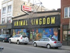 Who doesn't remember Animal Kingdom on Milwaukee Ave? They had the lion in the cage. North Chicago, Chicago Skyline, Chicago Illinois, My Kind Of Town, My Town, Libra, Chicago Pictures, The 'burbs, Chicago Neighborhoods