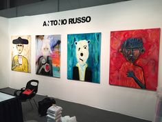 Antonio Russo Videos from around the world