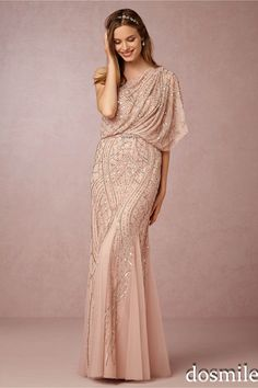 2016 Gorgeous champagne gold sequin bridesmaid dresses one shoulder floor length A line beaded plus size wedding party gown-in Bridesmaid Dresses from Weddings & Events on Aliexpress.com   Alibaba Group