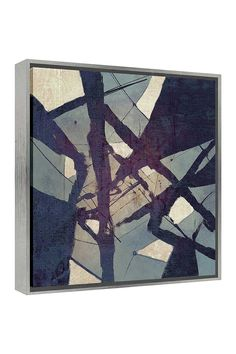 PTM Images | Blue Tangle Canvas Wall Art | HauteLook