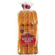 Gai's Bakery Hot Dog Buns, 24 ct