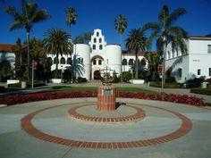 SDSU San Diego State University - California - January 2011