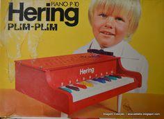 Ana Caldatto : Antigos Brinquedos Musicais Hering
