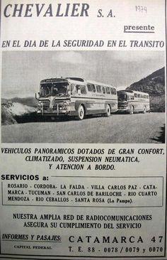 Chevalier Empresa de Transportes 1974