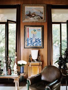 YSL & Pierre Berge Apartment
