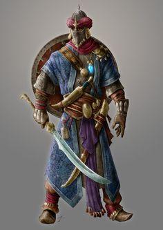 Billedresultat for saracen warrior