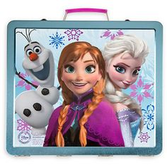 Disney Frozen Tin Art Case 2013 #CyberMonday  Holiday Gift Guide: How to Get 25% off All Things #DisneyFrozen #DisneyFrozenEvent