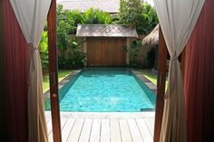 The Pool At the 1-Bedroom Villa At The Space, Bali