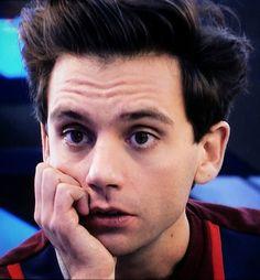 Mika so cute!!!  X Factor