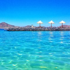 The amazing turquoise waters of Elounda ~ Crete island, Greece