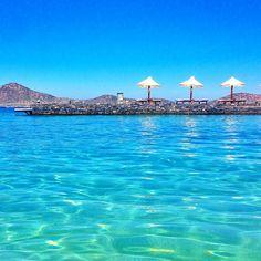 The amazing turquoise waters of Elounda ~ Crete island, Greece