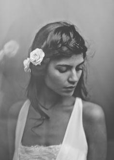 Mariage : idée coiffure - tresse