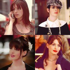 Anne Hathaway - O Diabo Veste Prada