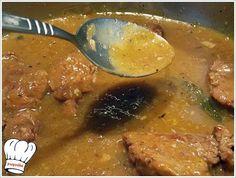 ΨΑΡΟΝΕΦΡΙ ΛΕΜΟΝΑΤΟ ΚΑΤΣΑΡΟΛΑΣ!!! Curry, Pork, Food And Drink, Meat, Cooking, Ethnic Recipes, Cupcake, Greek, Cupcakes